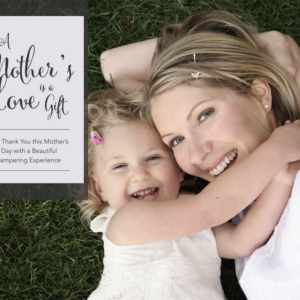Mother's Day Pampering Packages